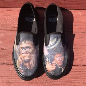 Star Wars Sperrys